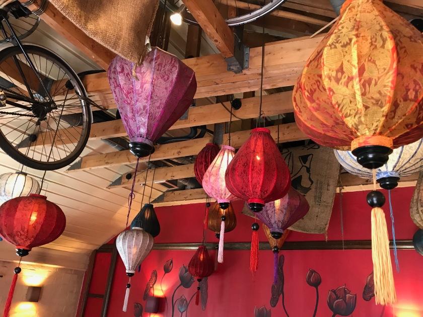 The Hanoi Bike Shop : Inside 1