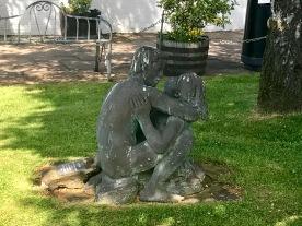 Gretna Green : Sculpture Lovers