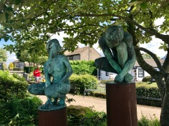 Gretna Green : Sculpture Bodies