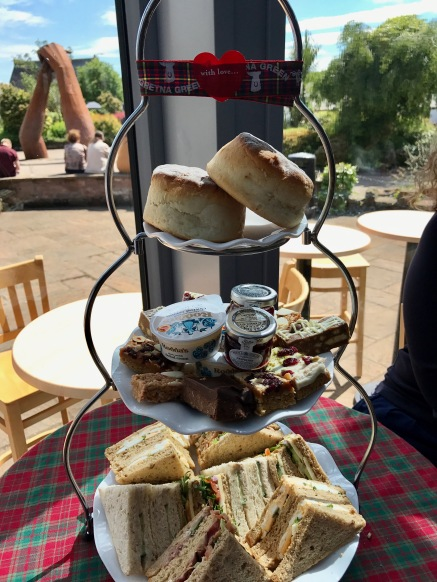 Gretna Green : Afternoon Tea Full