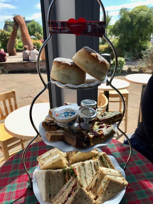 Gretna Green : Afternoon Tea Full