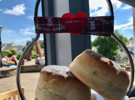 Gretna Green : Afternoon Tea Scones