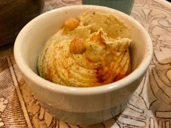Babs : Hummus