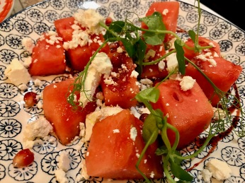 Babs : Watermelon and Feta Salad