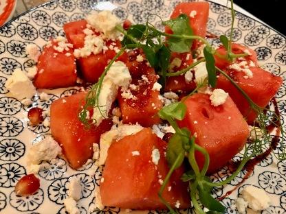 Babs : Watermelon and Feta Salad