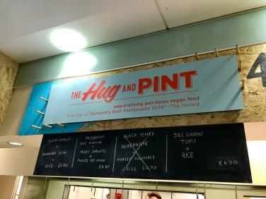 Taste Buchanan Event : Hug and Pint