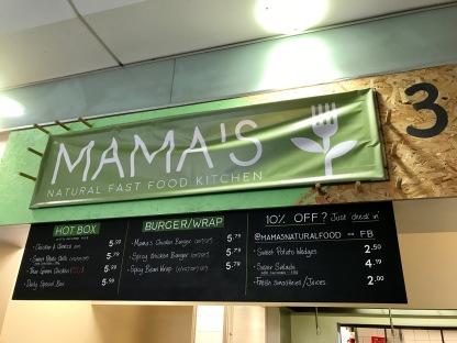 Taste Buchanan Event : Mamas
