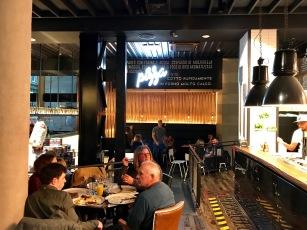 Mozza Glasgow : Inside 2