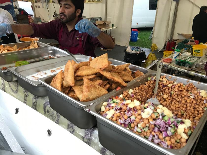 Glasgow Mela : Food 4