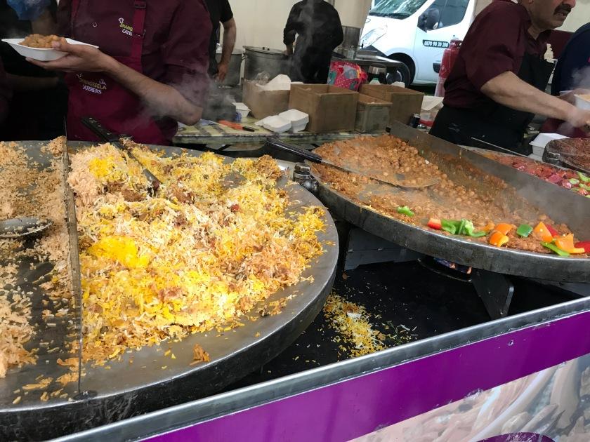 Glasgow Mela : Food 3