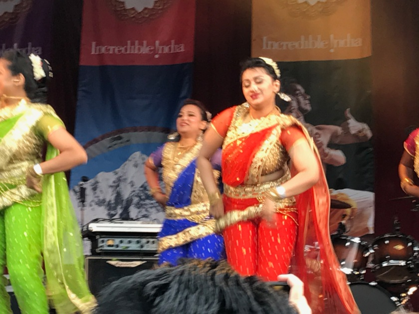 Glasgow Mela : Abhinaya Dance Group 2