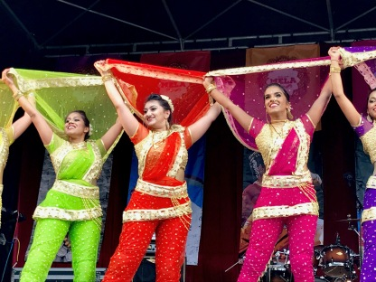 Glasgow Mela : Abhinaya Dance Group