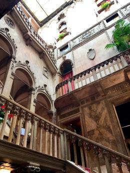 Venice : Hotel Danieli Inside View 1