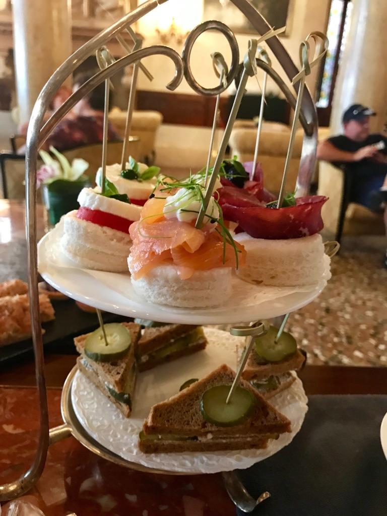 Venice : Hotel Danieli Afternoon Tea 4