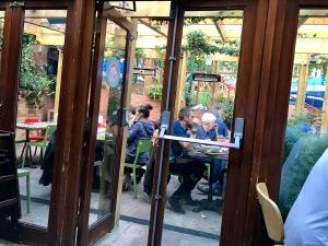 Brel Bar : Inside 1