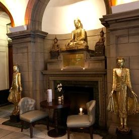 Chaophraya Glasgow : Entrance