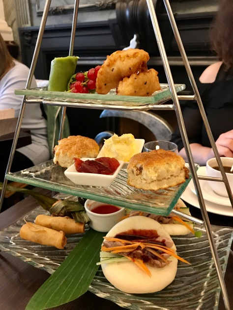Chaophraya Glasgow : Thai Afternoon Tea 4