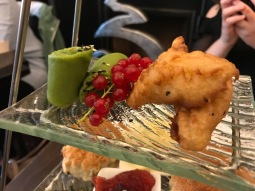 Chaophraya Glasgow : Thai Afternoon Tea 1