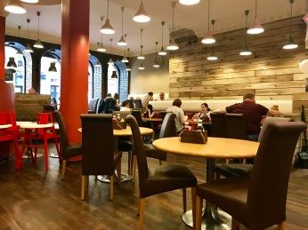 Steak Cattle & Roll Glasgow : Inside 2