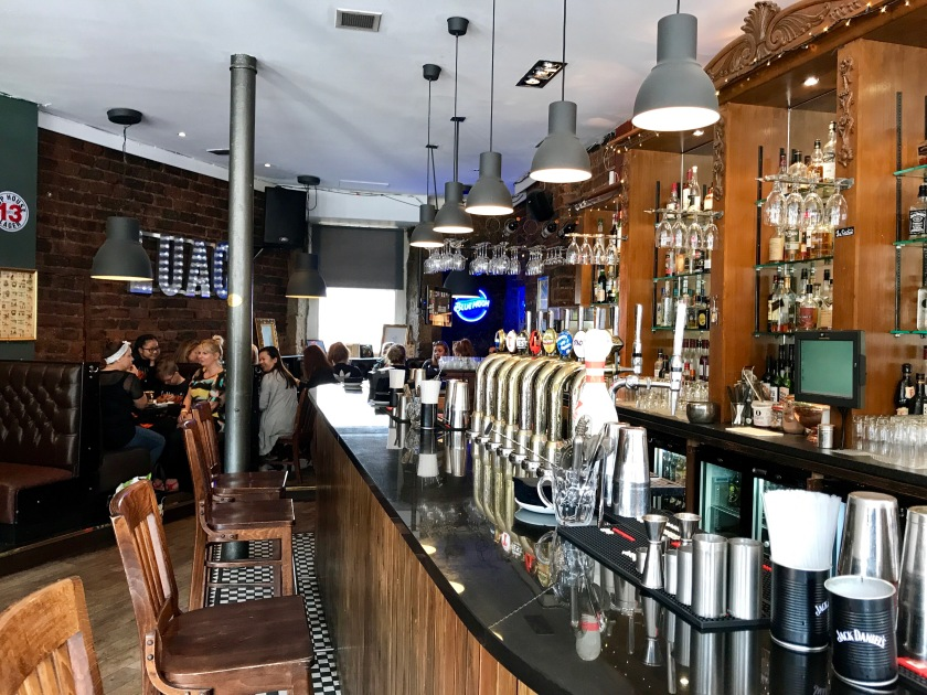 Lebowskis Glasgow : Inside 1