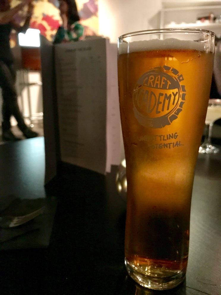 Epoch Glasgow : Beer