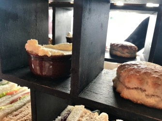 Hilton Garden Inn (Glasgow) : Afternoon Tea 3