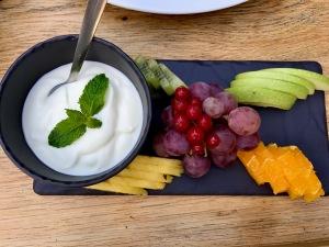 Chocolat - Createur de Gout (Bucharest, Romania) : Sweet Breakfast Platter 1