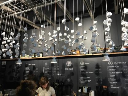 Origo Coffee Shop Bucharest : Inside 1