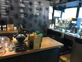 Origo Coffee Shop Bucharest : Inside 2