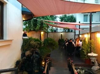 Zen Sushi (Bucharest, Romania) : Outside 1