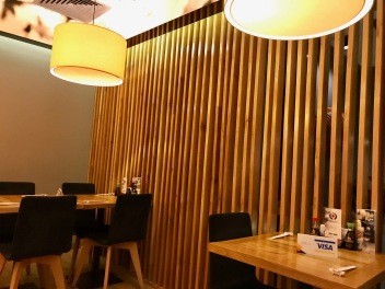 Zen Sushi (Bucharest, Romania) : Inside 1