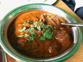 Charcoals (Glasgow) : Kofta Curry