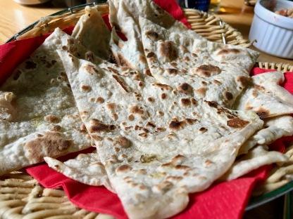 Charcoals (Glasgow) : Chapati