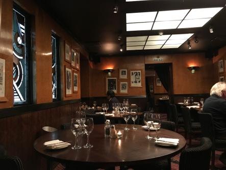 Rogano Cafe (Glasgow) : Inside 2