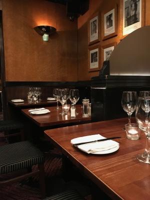 Rogano Cafe (Glasgow) : Inside 3