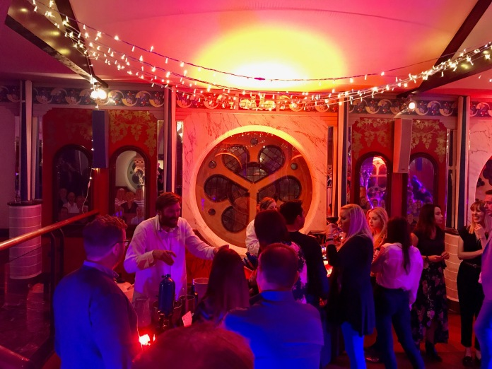 Brockmans Gin Event (Glasgow) : Inside 4