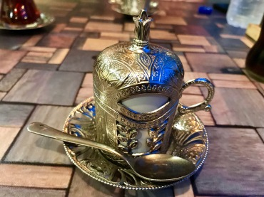 Efes Turkish Cuisine (Bucharest, Romania) : Coffee 2
