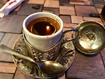 Efes Turkish Cuisine (Bucharest, Romania) : Coffee 1