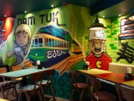 Nam Tuk Tram Stop : Inside 3