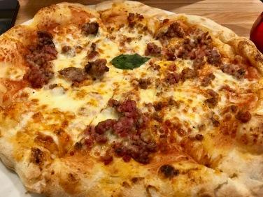 Celinos : Salsiccia Piccante Pizza