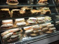 Caffe Monza Ayr : Sandwiches