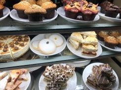 Caffe Monza Ayr : Cakes