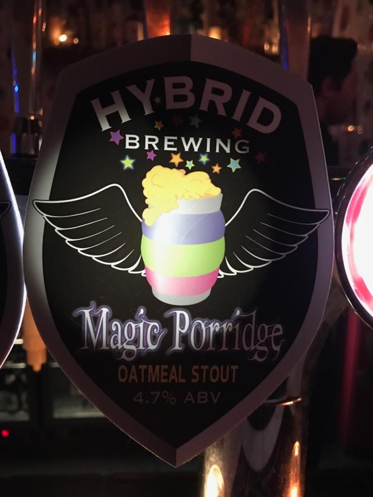 Crossing The Rubicon : Magic Porridge Stout