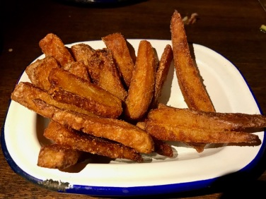Crossing The Rubicon : Fries