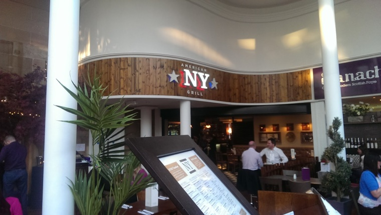 NY American Grill Glasgow Review (6)