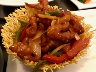 Lychee Oriental : Chilli Sweet and Sour Chicken