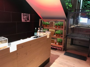 Vapiano Glasgow : Inside 3