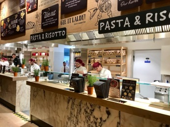 Vapiano Glasgow : Inside 1