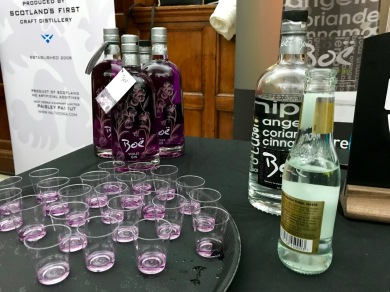 Gin Fall 2018 Event : Boe Gin 3
