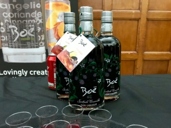 Gin Fall 2018 Event : Boe Gin 2